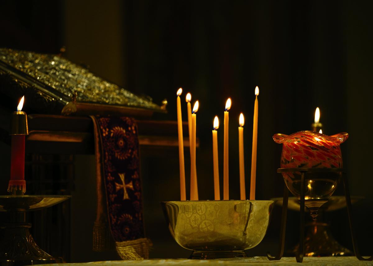 Holy Wednesday | St  Barbara Greek Orthodox Church