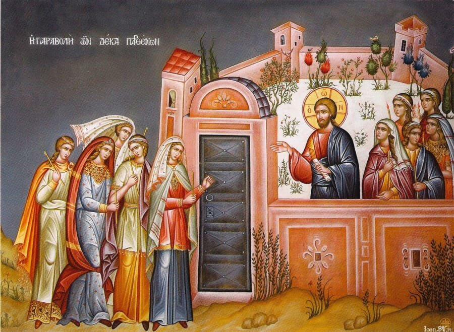 Holy Monday   St  Barbara Greek Orthodox Church